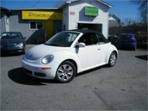 2009 Volkswagen New Beetle Convertible Comfortline