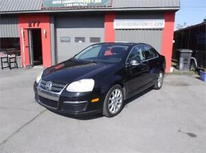2006 VOLKSWAGEN JETTA 2.0 LITRES TURBO****CUIR,TOIT OUVRANT*****
