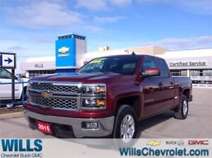 2015 Chevrolet Silverado 1500 1LT | 4X4 | REAR CAM | BLUETOOTH