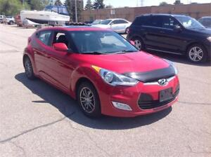2013 Hyundai Veloster w/Tech NAVI | PANO | PUSH START