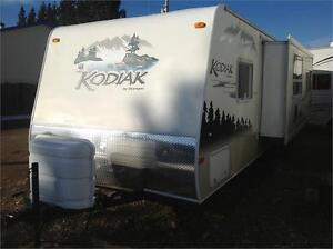 2006 DUTCHMAN KODIAK 30BHSL BUNKHOUSE TRAILER