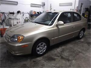 2003 Hyundai Accent GS