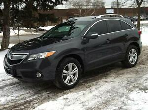 2013 ACURA RDX AWD TECH PKG - NAV|CAMERA|BLUETOOTH|WARRANTY