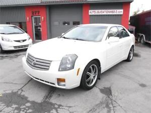2005 CADILLAC CTS **FINANCEMENT 100% APPROUVER DISPONIBLE**CUIR