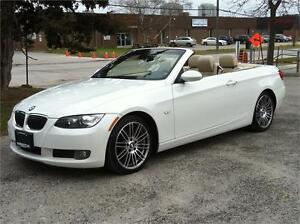 2008 BMW 328i HARD TOP CONVERTIBLE - PHONE|NO ACCIDENT|SHARP!