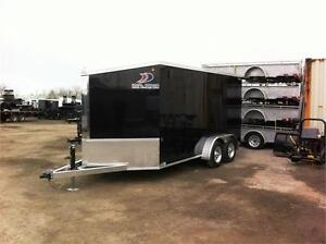 GALVANIZED CARGO TRAILERS BY IDEAL MADE IN CANADA