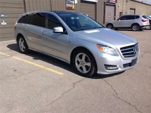2011 Mercedes-Benz R-Class R 350 BlueTEC/Navi/Pano/Rear view Cam