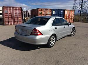 Belle Mercedes C240 2005,A/C,grpe electric,Mags,special,4x4,3999