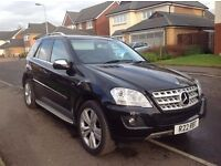 Mercedes-Benz M Class 3.0 ML 300 CDI BlueEFFICIENCY Sport 7G-Tronic 5dr