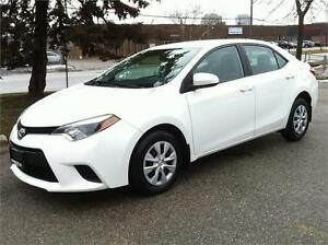 2014 TOYOTA COROLLA LE ECO UPGRADED PKG - AUTO|CAMERA|WARRANTY