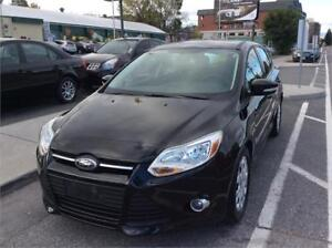 2012 Ford Focus 46,000KM $7995