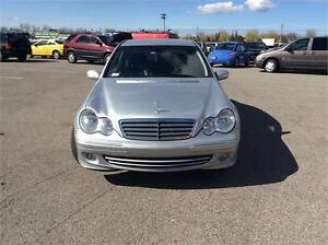 Belle Mercedes C240 2005,A/C,grpe electric,Mags,special,4x4,3499