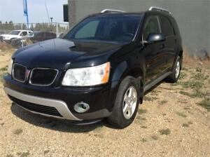 2006 Pontiac Torrent AWD / CLEAN CARPROOF