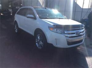 2012 Ford Edge  Limited AWD 4X4  FINANCEMENT  MAISON $69 SEMAINE