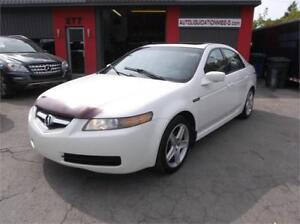 2005 ACURA TL**FINANCEMENT DISPONIBLE 100% APPROUVER*CUIR,TOIT