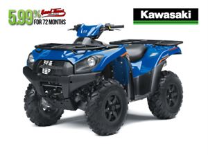 2018 Kawasaki Brute Force 750 4x4i EPS -
