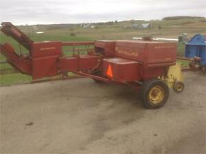 New holland 315 square baler