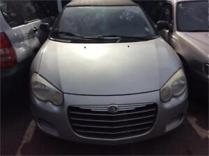 Chrysler  sebing  2006 special $1495 credit accept 514 793- 0833