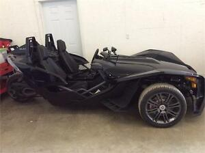 2016 Polaris Slingshot Gloss Black