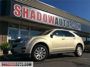 2010 Chevrolet Equinox LTZ  LOANS, DEALS, CARS, CHEAP VEHICLES