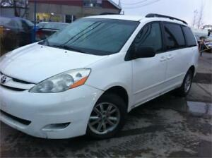 Toyota Sienna LE AWD Automatic 2008