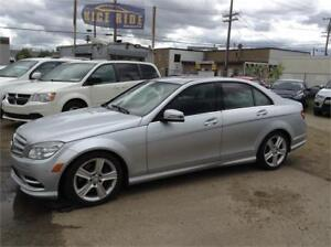 Mercedes C300 4MATIC / NO ACCIDENT / ONE OWNER / 1 YEAR WARRANTY