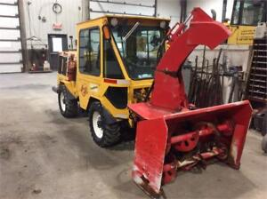 2000 TRACKLESS MT5 WITH SALTER AND BLOWER