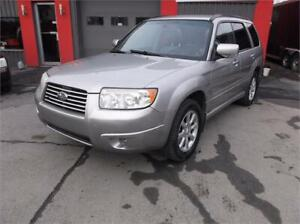 2006 SUBARU FORESTER XS LIMITED**FINANCEMENT 100% APPROUVER DISP
