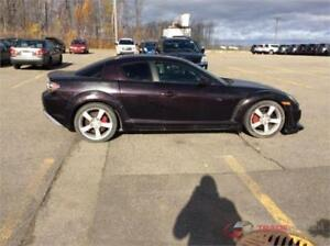 Mazda RX-8 2005 GT 4D Coupe 1.3L
