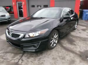 2008 HONDA ACCORD EXL*FINANCEMENT 100%APPROUVER DISPONIBLE**CUIR