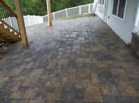Patio and Walkway Installation
