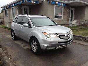 2007 Acura MDX SH Groupe technologie SUV Woerth Wow