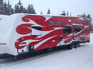 NEW TOY HAULERS RV SHOW SPECIAL FINANCE RATE 3.95 OAC