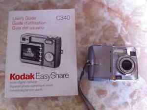 Kodak EasyShare C340 digital camera 5.0 mp