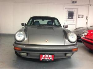 1988 Porsche 911 Carrera Coupe Commemorative Edition