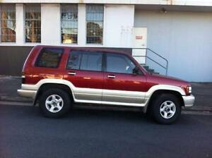 7 Seater - Holden Jackaroo 1995 Wagon Lidcombe Auburn Area Preview