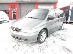 1999 HONDA ODYSSEY LX**FINANCEMENT 100% APPROUVER DISPONIBLE**