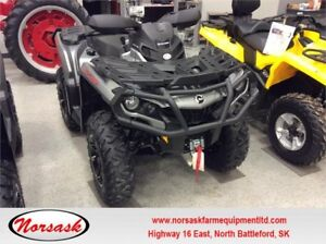 Can-Am Outlander XT 1000 **REDUCED + RECEIVE 3 YR WARRANTY**