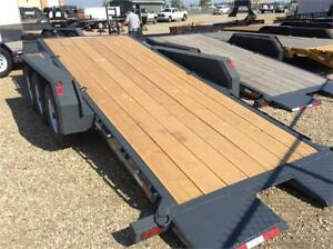 Precision Equipment Trailers