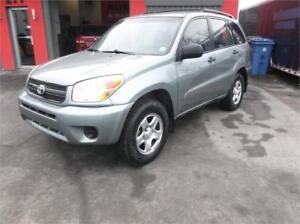 2005 TOYOTA RAV4**FINANCEMENT DISPONIBLE 100% APPROUVER**4X4 AWD