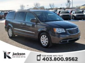 2016 Chrysler Town & Country - Pwr Sliding Doors, Back-up Cam