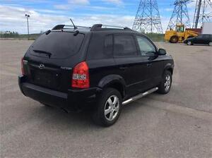 HYUN 2007 TUCSON MANUEL, 4 CYLINDRES, MAGS , AIR CLIMATISE 3799$