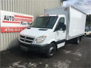 2008 Dodge Sprinter CUBE -- GARANTIE 1 AN/ 15 000 KMS --