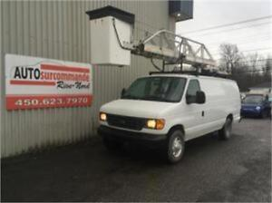 2007 Ford Fourgon Econoline NACELLE - GARANTIE 1AN/15000KMS - CL