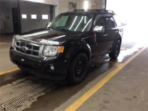 2011 Ford Escape XLT *4WD * 4X4  CUIR **FINANCEMENT $49 SEMAINE