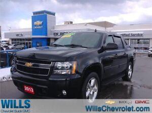 2013 Chevrolet Avalanche LT | 20 WHEELS | REAR CAMERA | BLUETOOT