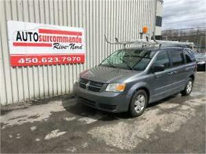 2009 Dodge Grand Caravan C/V -- GARANTIE 1 AN/ 12 000 KMS --
