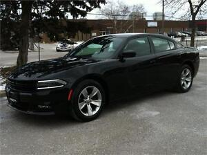 2015 DODGE CHARGER SXT - FACTORY WARRANTY|PHONE|NO ACCIDENT