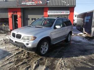 2006 BMW X5 3,0XI**FINANCEMENT DISPONIBLE 100% APP**CUIR,TOIT**