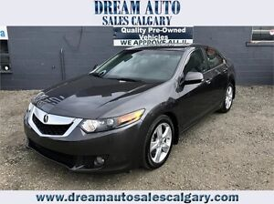 2010 ACURA TSX TECH PACKAGE BACK-UP CAMERA NAVIGATION!!